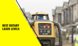 Read more about the article The Best Rotary Laser Levels – What To Look For & Top Choices!