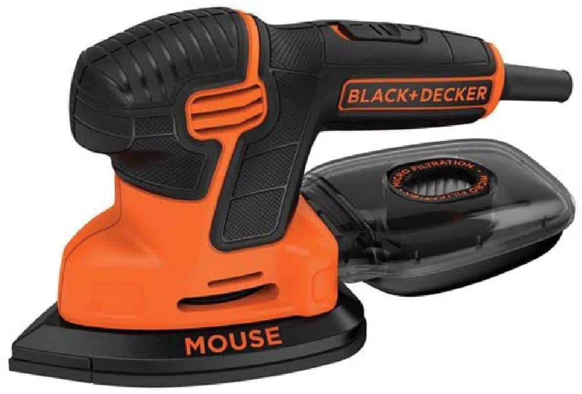 BLACK+DECKER BDEMS600 Mouse Detail Sander