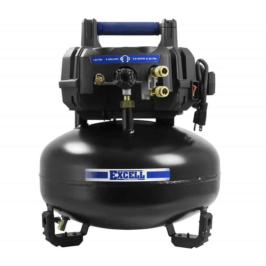 Excell U256PPE Air Compressor