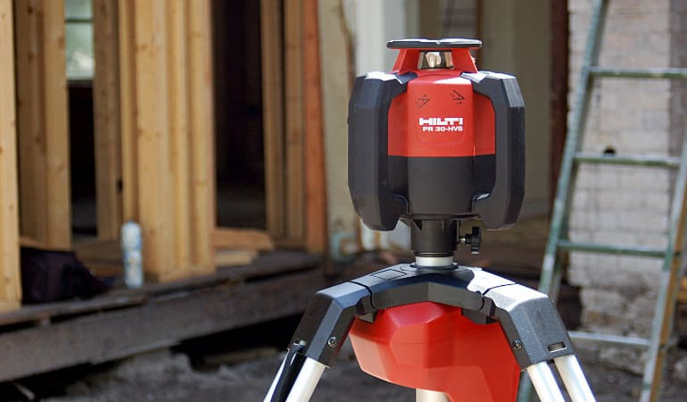 Durable Rotary Laser Levels