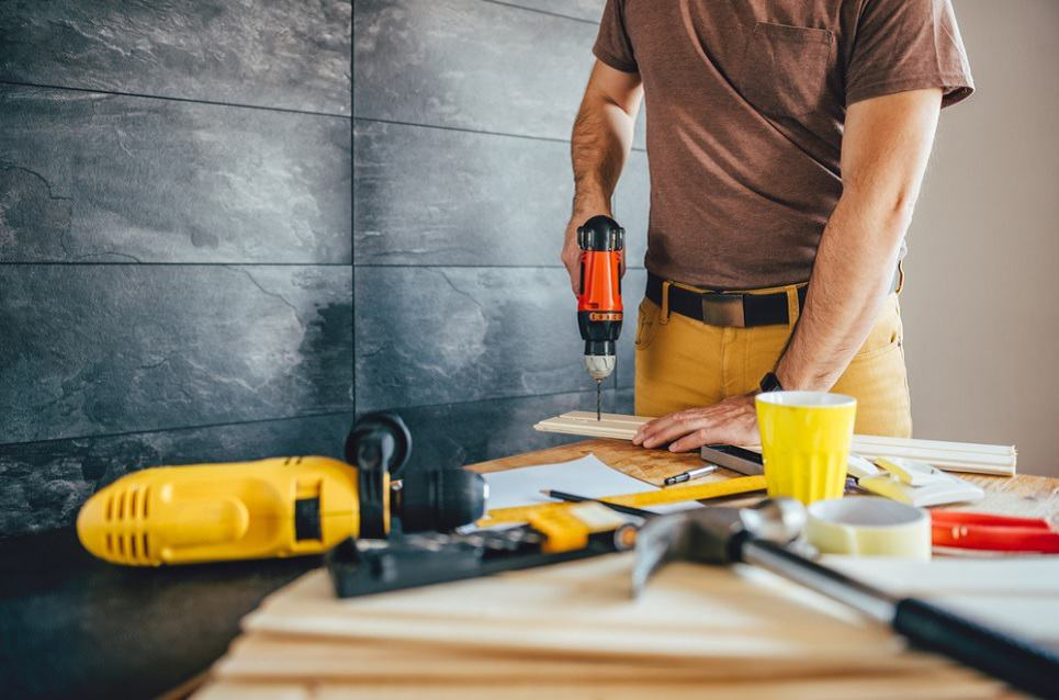 Impact Driver Basic Features