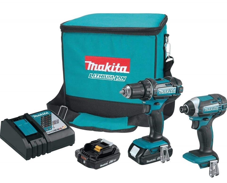 Makita CT225R Combo Kit