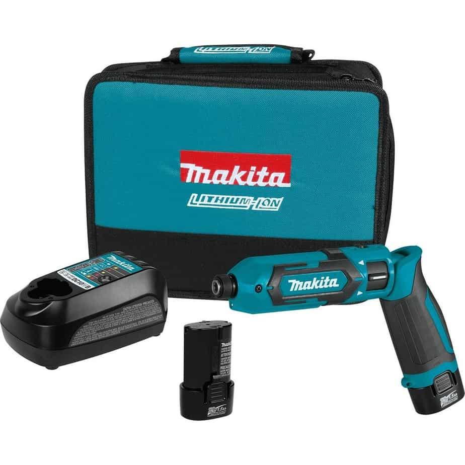 Makita TD022DSE Impact Driver Kit