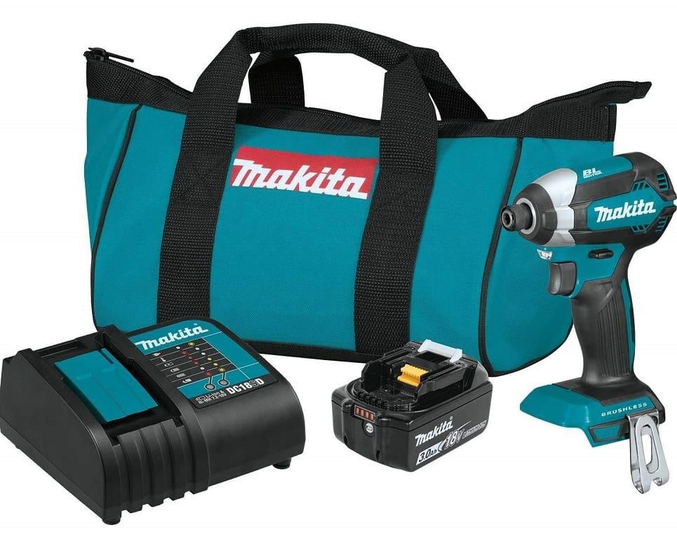 Makita XDT131 Impact Driver Kit