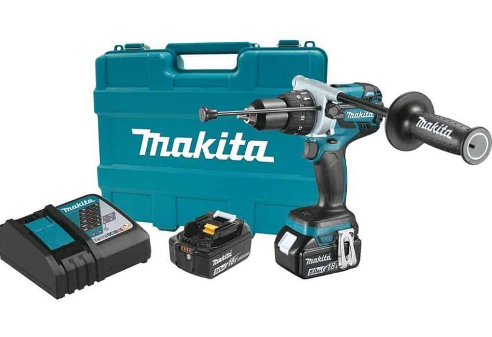 Makita XPH07TB Hammer Drill Kit