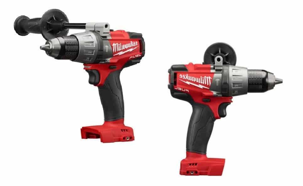 Milwaukee 2704-20 M8 Hammer Drill Driver
