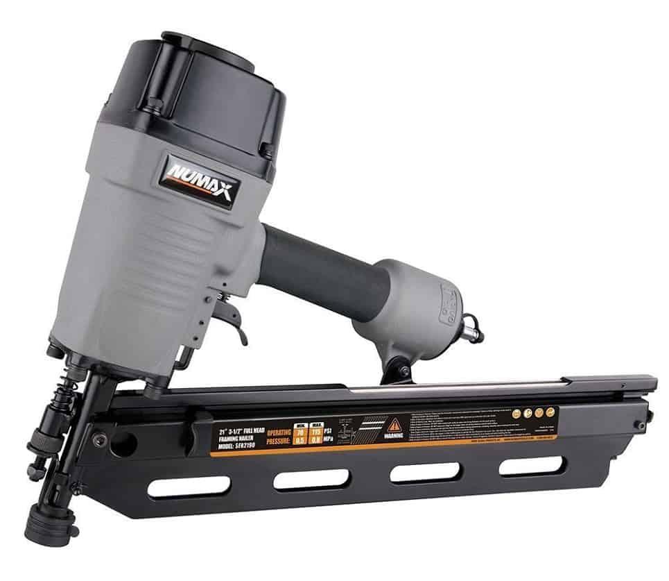 NuMax SFR2190 Nail Gun