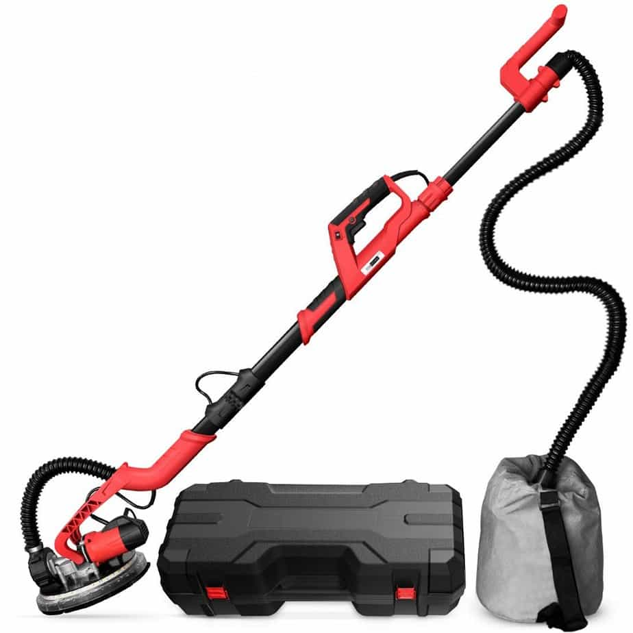 VIVOHOME Foldable 750W Electric Drywall Sander with Auto-Vacuum