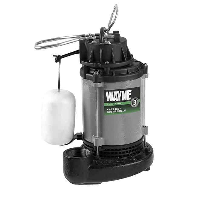 WAYNE CICDU800 Sump Pump