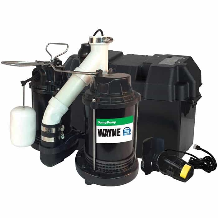 Wayne WSS30V Sump Pump