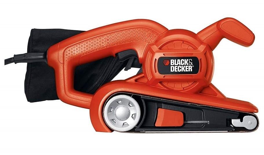 BLACK DECKER KA86 Belt Sander