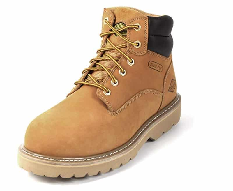 Best Steel Toe Capped Boots