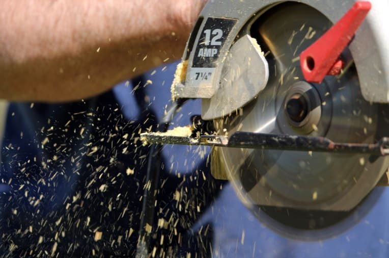 Circular Saw Dust Collection