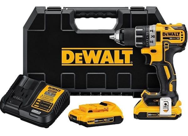 DEWALT DCD791D2 20V Drill