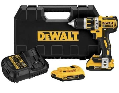 DEWALT DCD795D2 20V Drill Kit
