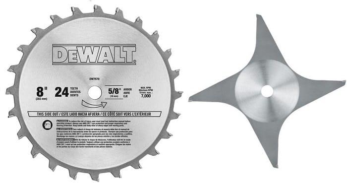 DEWALT DW7670 Dado Set