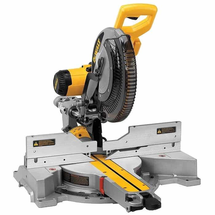 DEWALT DWS780 12-inch miter saw