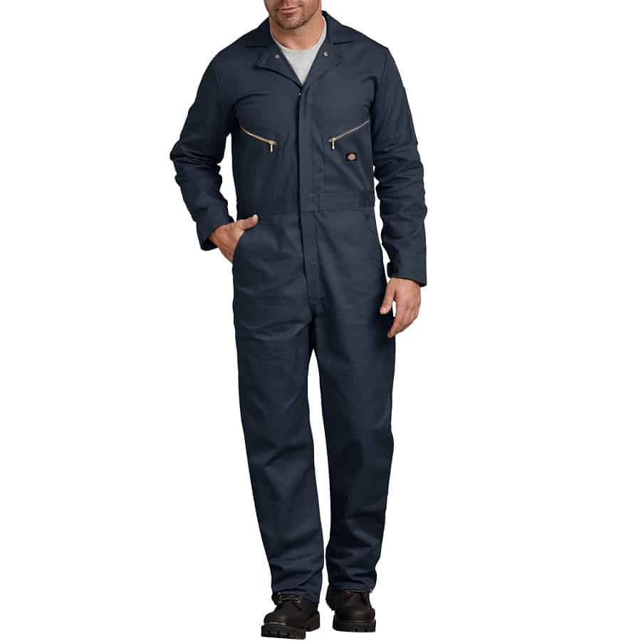 Dickies Men's Deluxe Cotton Coverall