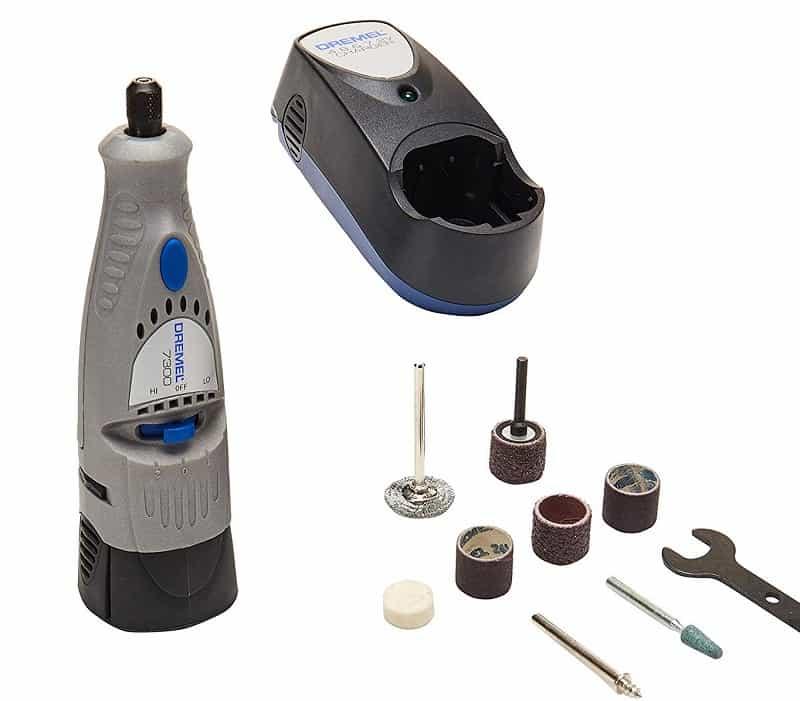 Dremel 7300 Cordless ROtary Tool