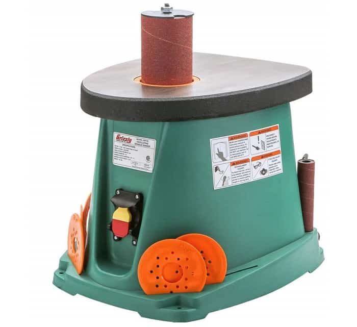 Grizzly G0739 Spindle Sander