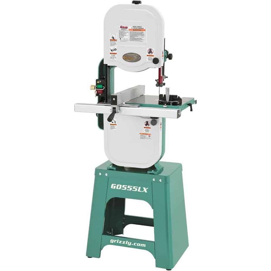 Grizzly GO555LX Deluxe Bandsaw