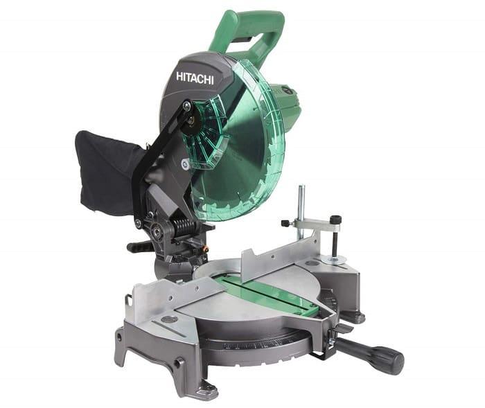 Hitachi C10FCG 10 Inch Miter Saw