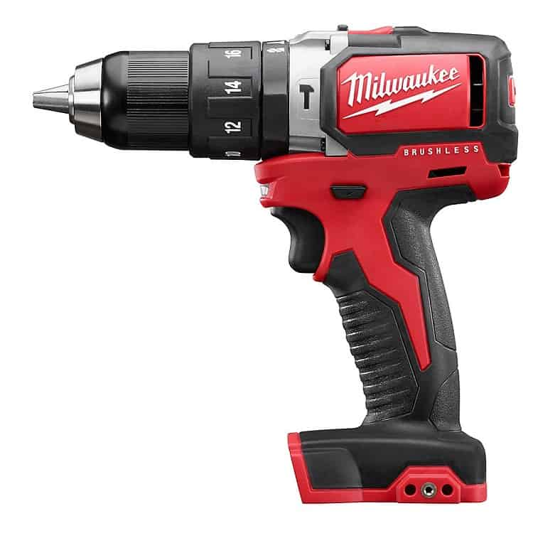 Milwaukee M18 Brushless Hammer Drill
