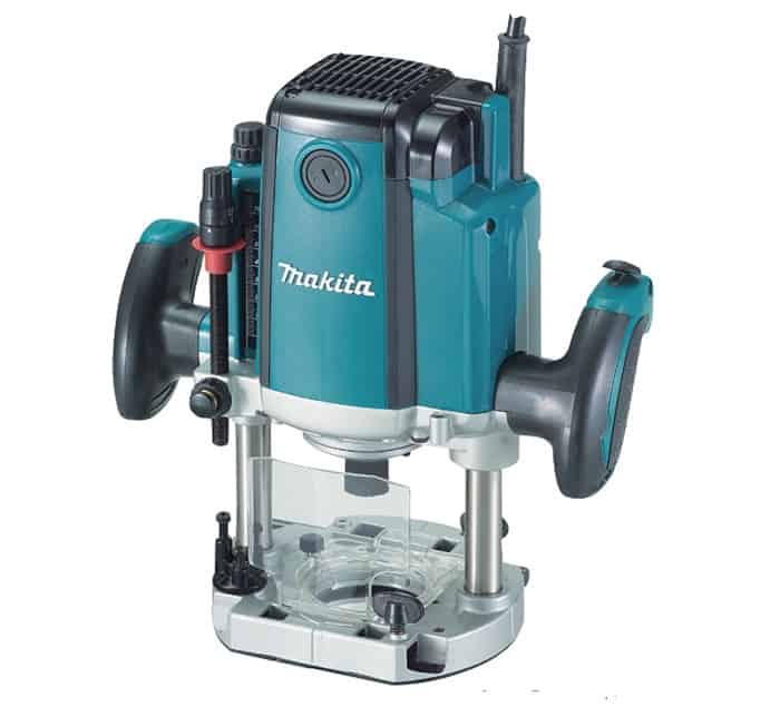 Most Powerful Plunge Router