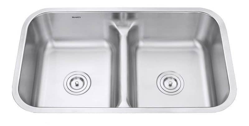 Ruvati RVM4350 kitchen sink