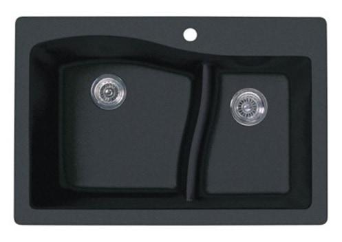 Swanstone QZLS-3322.077 Kitchen Sink