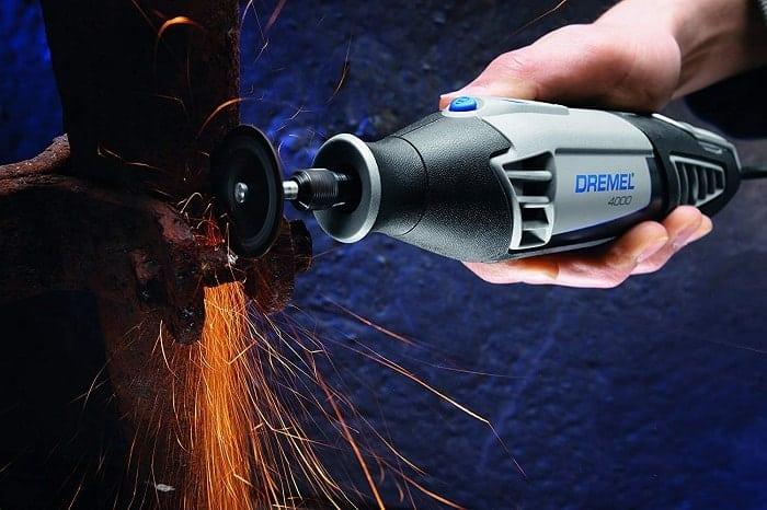 Ventilation System Dremel ROtary Tool