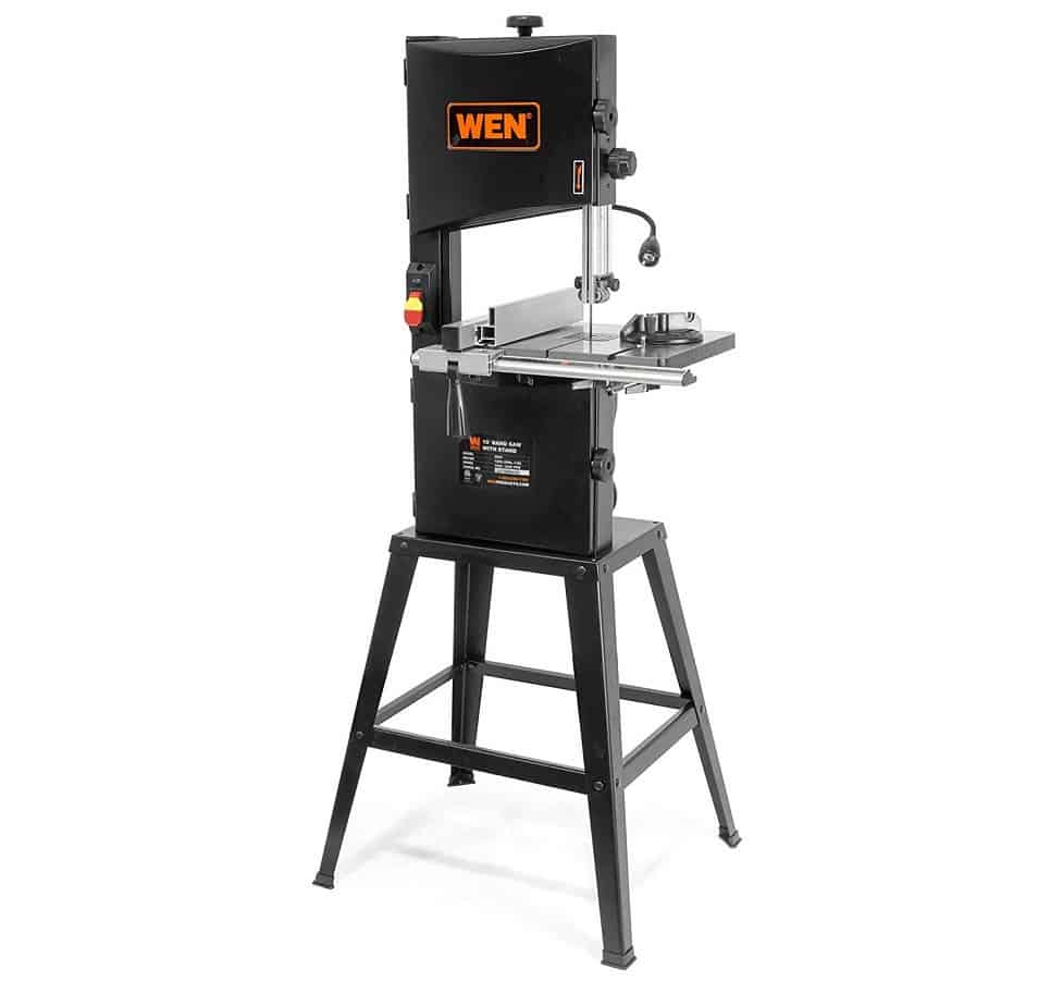 WEN 3962 Two-Speed Bandsaw1