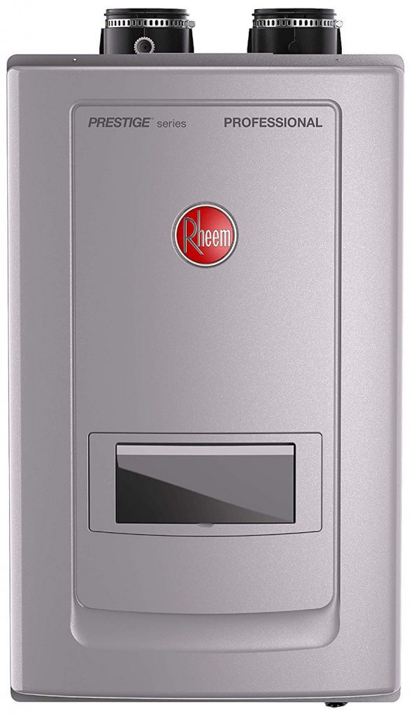 Rheem RTGH-RH11DVLN Gas Water Heater