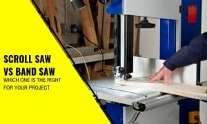 Scroll Saw vs Band Saw – Which One Should You Pick?