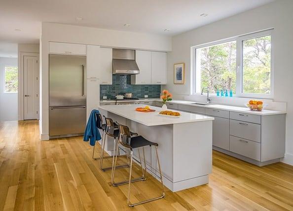 Basement Kitchen Ventilation