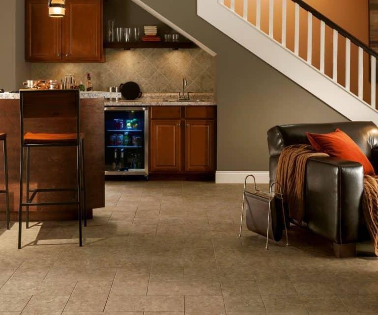 Best Basement Tile Flooring Options
