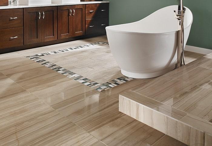 Best Bathroom Tile Flooring Options