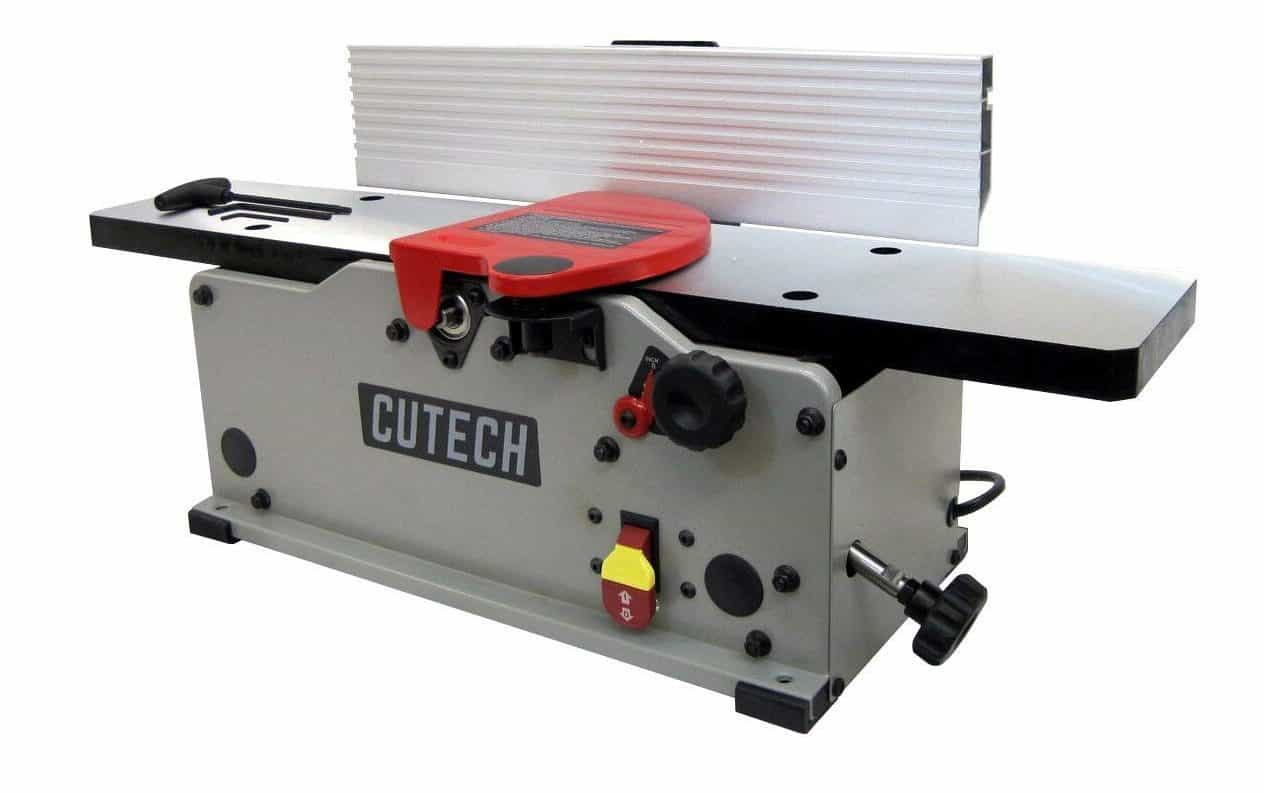 Cutech 40160H-CT Spiral Cutterhead Jointer
