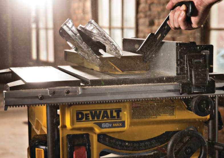 Different Types Table Saw