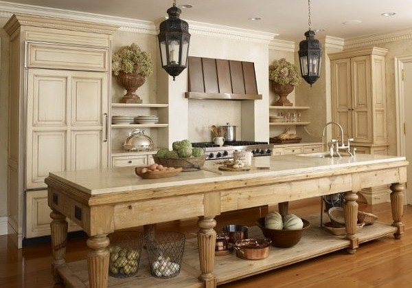 Farmhouse Kitchen Wooden Accessories