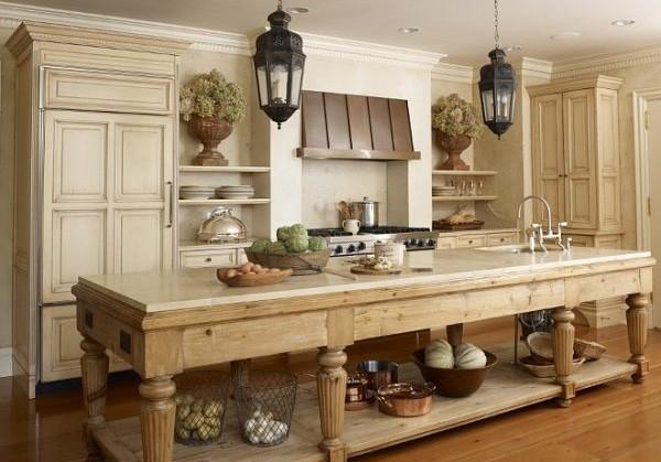 Farmhouse Kitchen Wooden Accessories