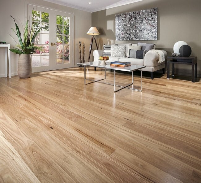 Floating Engineered Floor