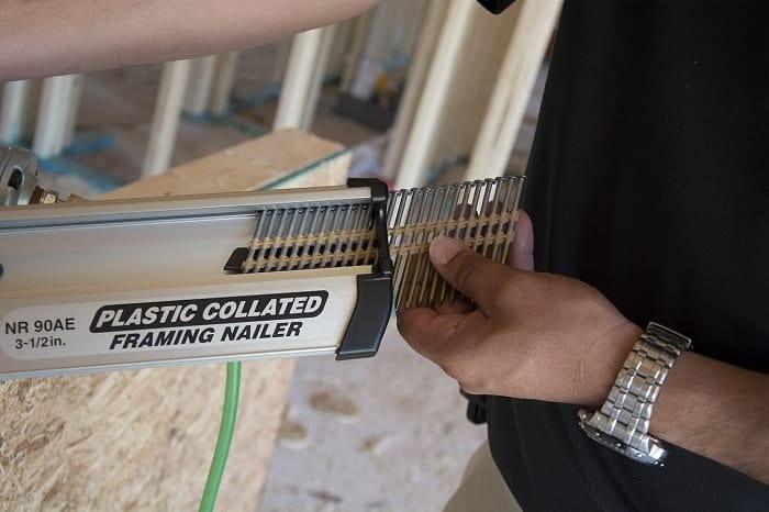 Framing Nailer Nail Compatibility