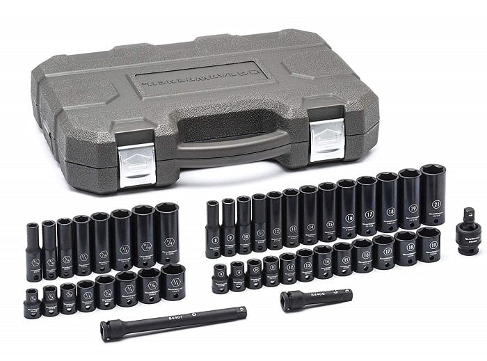 GEARWRENCH Drive Impact Socket Set