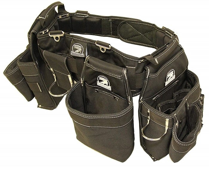 Gatorback Triple Combo Belt