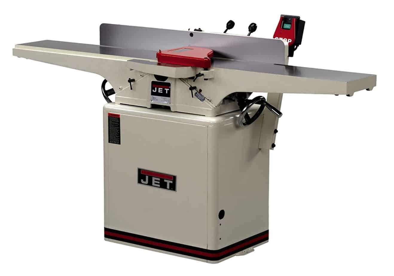 Jet Helical Head Jointer