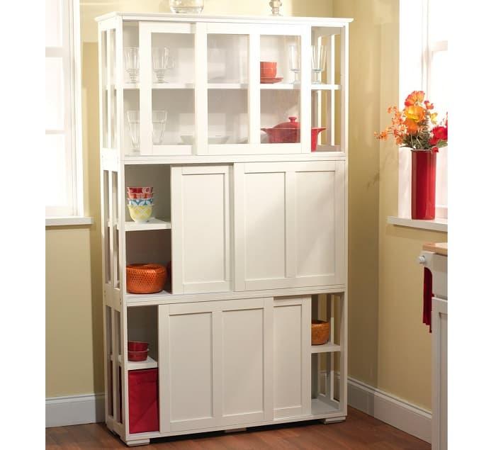 Kitchen Cabinet Hutch