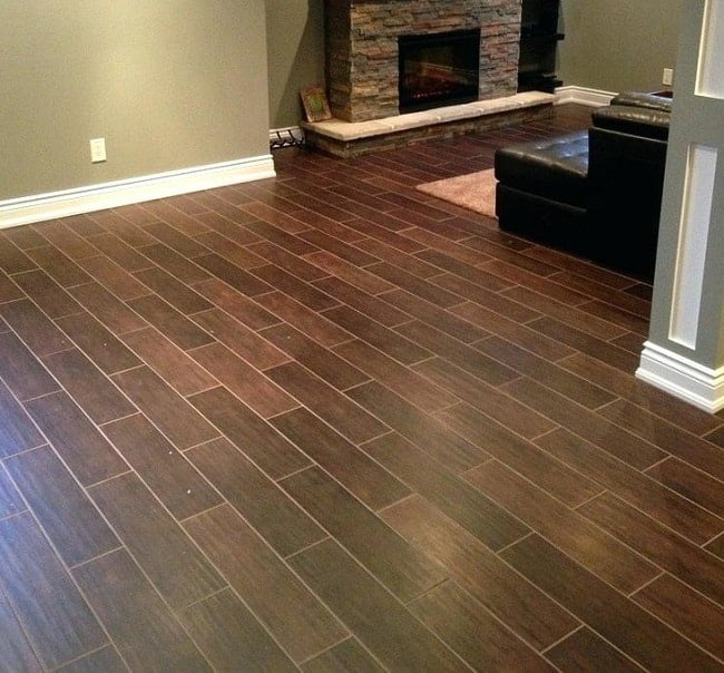 Laminate Tile Flooring Basement
