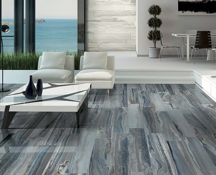 Luxury Tile Floor Options