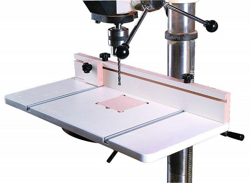 MLCS 9765 Drill Press Table
